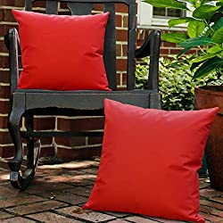 Waterproof Outdoor Throw Pillow Cover